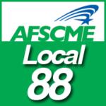 AFSCME Local 88 Logo
